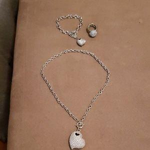 Ladies custom jewelry